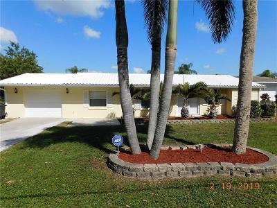 Bradenton Single Family Home For Sale: 719 Tropical Drive Court E