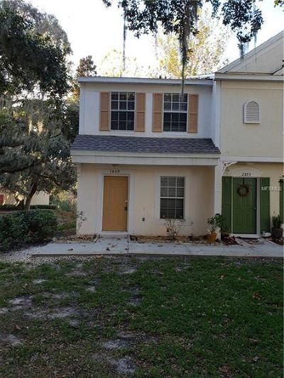 Lake Mary FL Townhouse For Sale: $158,000
