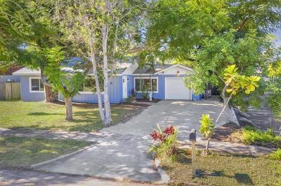 Bradenton FL Single Family Home For Sale: $259,000