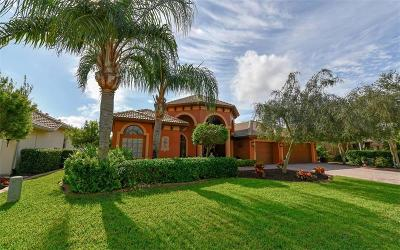 Bradenton Single Family Home For Sale: 7007 74th Street Circle E