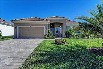 Bradenton Single Family Home For Sale: 4945 Tobermory Way