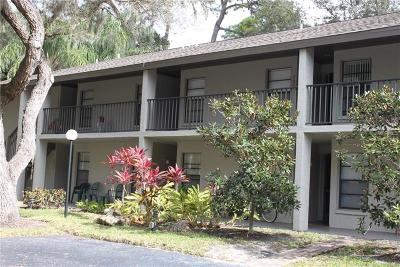 Sarasota Condo For Sale: 3067 Quail Hollow #34