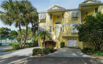 Siesta Key Condo For Sale: 3994 Hamilton Club Circle #18