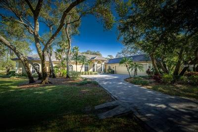 Osprey FL Single Family Home For Sale: $1,050,000