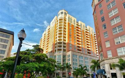 Sarasota Condo For Sale: 1350 Main Street #1009