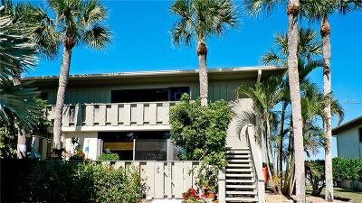 Bradenton Beach, Holmes Beach Condo For Sale: 6200 Flotilla Drive #294