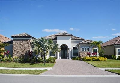 Sarasota Single Family Home For Sale: 12016 Legacy Estates Boulevard