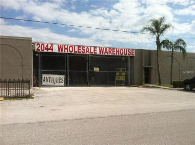 Sarasota Commercial For Sale: 2044 47th Street