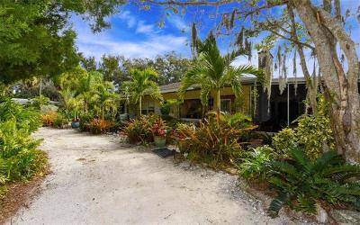 Bradenton Single Family Home For Sale: 1420 1st Avenue E #1