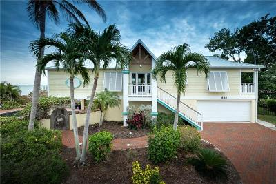 Longboat Key Single Family Home For Sale: 840 Tarawitt Drive