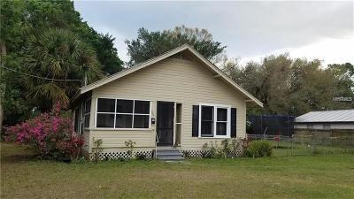 Single Family Home For Sale: 203 S Pasco Avenue