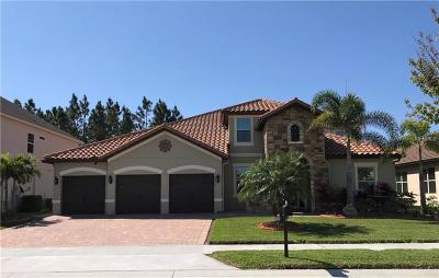 Single Family Home For Sale: 4975 Cypress Hammock Drive