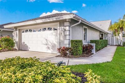 Sarasota Villa For Sale: 7702 Palm Aire Lane