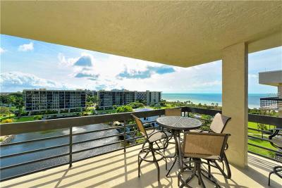 Longboat Key Condo For Sale: 1115 Gulf Of Mexico Drive #601