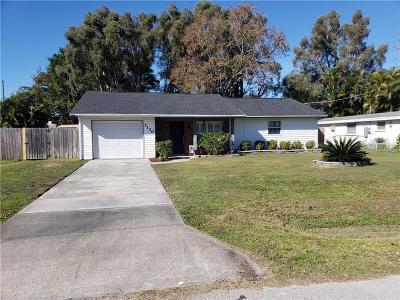 Sarasota Single Family Home For Sale: 3120 Betty Drive
