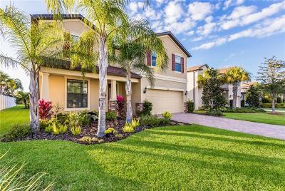 Bradenton Single Family Home For Sale: 4807 68th Street Circle E