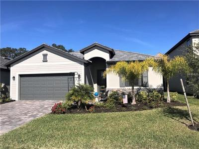 Bradenton Single Family Home For Sale: 11421 Sweetgrass Drive