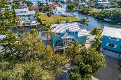Anna Maria FL Single Family Home For Sale: $1,795,000