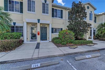 Bradenton Townhouse For Sale: 214 Cape Harbour Loop #104