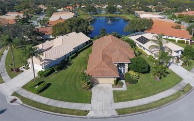 Sarasota Villa For Sale: 4463 Deer Trail Boulevard