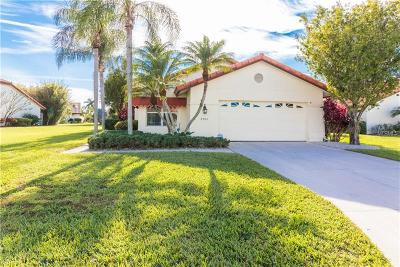 Bradenton Single Family Home For Sale: 4902 Clubview Court E