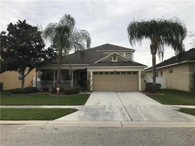 Wesley Chapel Single Family Home For Sale: 7614 Bulls Head Drive