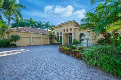 Sarasota Single Family Home For Sale: 9011 Wildlife Loop