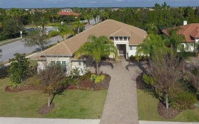 Sarasota, Lakewood Ranch Single Family Home For Sale: 15505 Leven Links Place