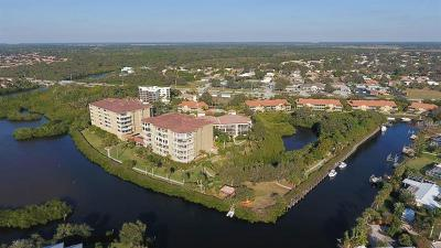 Osprey, Nokomis Condo For Sale: 6100 Jessie Harbor Road #203