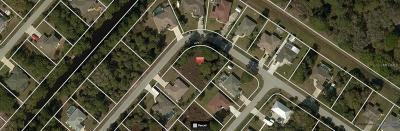 North Port FL Residential Lots & Land For Sale: $12,500