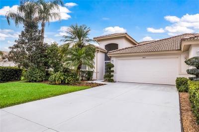 Sarasota Villa For Sale: 4443 Samoset Drive