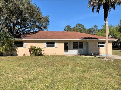 Bradenton Single Family Home For Sale: 6827 28th Avenue E