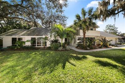 Sarasota Single Family Home For Sale: 4425 Bent Tree Boulevard
