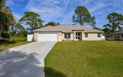 North Port Single Family Home For Sale: 2702 Ensenada Lane