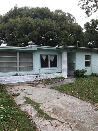 Clearwater Single Family Home For Sale: 1938 Macomber Avenue