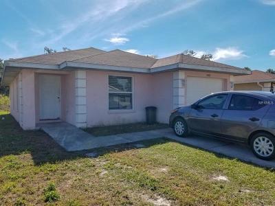 Bradenton Single Family Home For Sale: 2912 31st Avenue E