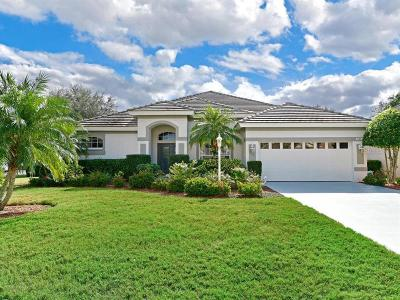 Lakewood Ranch Single Family Home For Sale: 8334 Sailing Loop