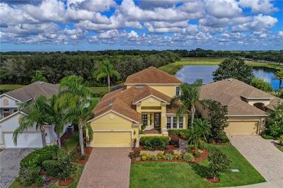 Bradenton Single Family Home For Sale: 12209 Lavender Loop