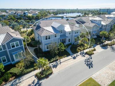 Harbour Isle Townhouse For Sale: 351 Compass Point Drive #202