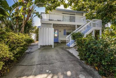 Anna Maria Single Family Home For Sale: 710 Rose Street