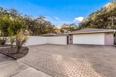 Sarasota Single Family Home For Sale: 1804 S Orange Avenue