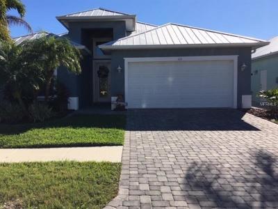 Single Family Home For Sale: 415 Bahama Grande Boulevard