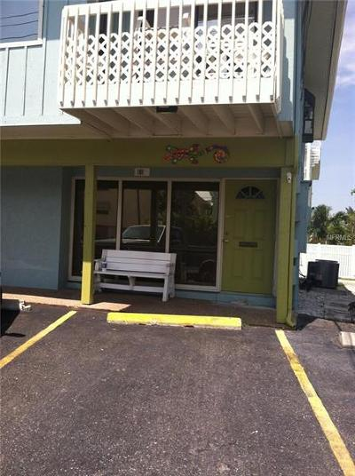 Bradenton Beach Commercial For Sale: 2501 Gulf Drive N #101