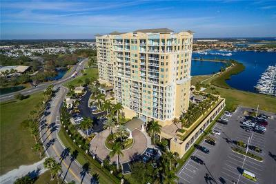Palmetto Condo For Sale: 130 Riviera Dunes Way #PH103