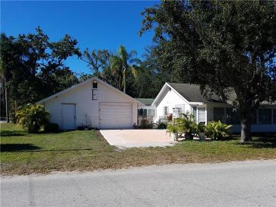 Bradenton Single Family Home For Sale: 310 27th Street E