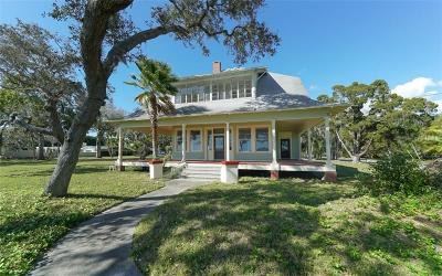 Palmetto Single Family Home For Sale: 301 14th Avenue W