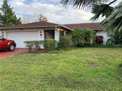 Sarasota Single Family Home For Sale: 1208 Georgetowne Place