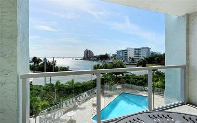 Sarasota, Lakewood Ranch, Osprey, Nokomis/north Venice Condo For Sale: 1111 N Gulfstream Avenue #3C
