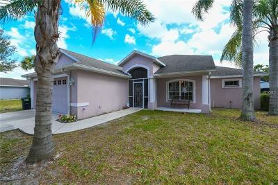 Bradenton Single Family Home For Sale: 4673 72nd Court E