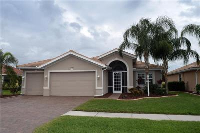 North Port Single Family Home For Sale: 6259 Falcon Lair Drive